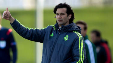 Santiago Solari has taken over as interim head coach of Spanish giants Real Madrid