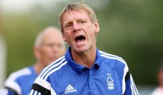 Notts Forest manager Stuart Pearce