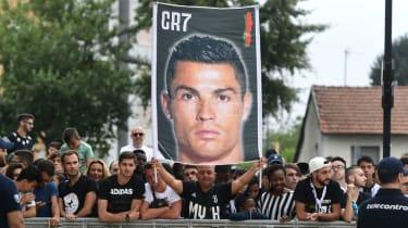 Cristiano Ronaldo Juventus transfer