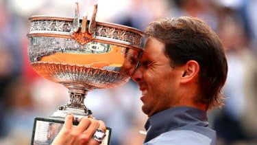 Rafa Nadal French Open 2019 tennis