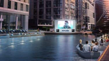 Openaire: Float-In Cinema - London