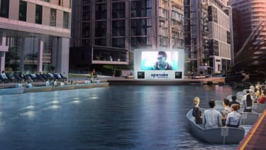 Openaire: Float-In Cinema - London