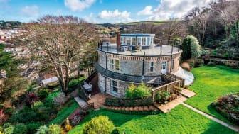 The Round House & Cottage, Ilfracombe, Devon
