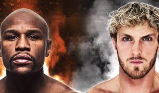 Floyd Mayweather vs. Logan Paul exhibition