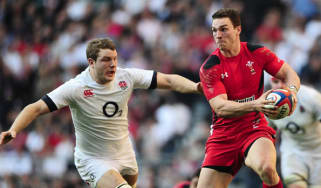 George North of Wales, Six Nations rugby