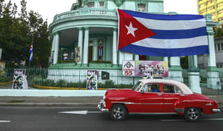 Cuba's signature 1950s US-made cars could soon be replaced by Russian Ladas