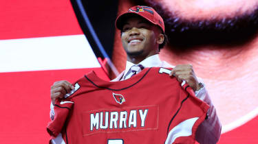 Kyler Murray was picked No.1 overall by the Arizona Cardinals in the first round of the 2019 NFL Draft