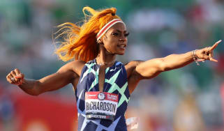 US sprinter Sha'Carri Richardson missed the Tokyo Olympics after testing positive for cannabis