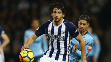 Ahmed Hegazi West Brom transfer