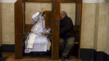 Confession, religion, Catholic
