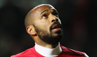 Thierry Henry - Arsenal v Swansea