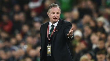 Michael O'Neill Scotland manager Northern Ireland