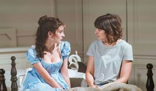 Grace Molony and Louise Ford in The Watsons