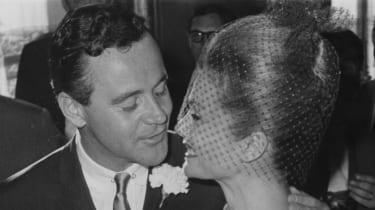 Jack Lemmon Felicia Farr wedding