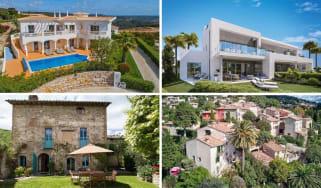 European getaways on the market