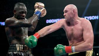 Fury vs. Wilder rematch
