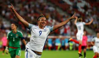 Jodie Taylor England women's football team