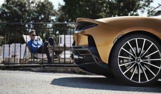 McLaren GT Global Test Drive - St Tropez - Sept 2019Copyright FreeRef:McLaren-GT-GlobalTestDrive-0018.JPG