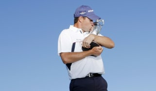 Padraig Harrington, 2008 Open