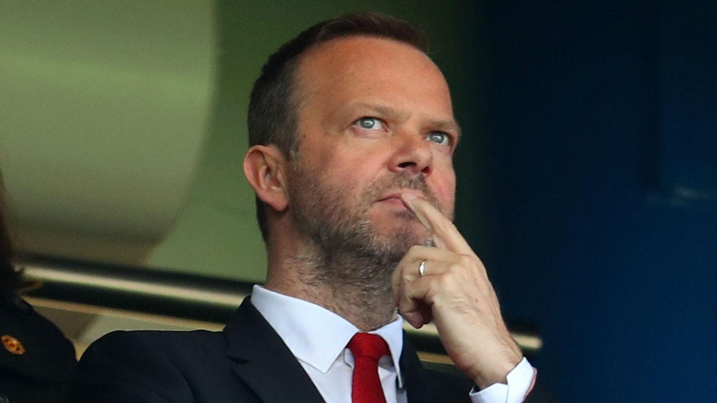 Man Utd Ed Woodward Is Public Enemy No 1 With The Old Trafford Faithful The Week Uk