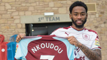 Georges-Kevin Nkoudou Burnley loan transfer