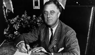 FDR in the White House