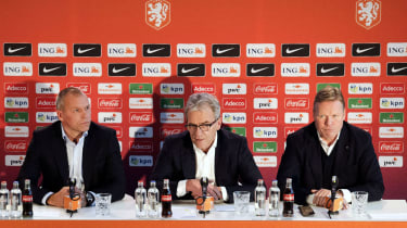 Ronald Koeman new Holland manager