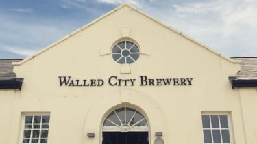 Walled City Brewery Restaurant - Derry-Londonderry