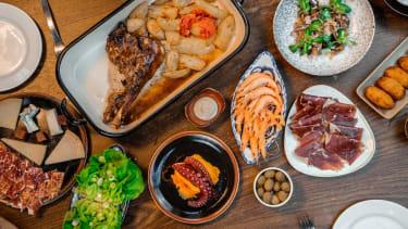 Iberica feast