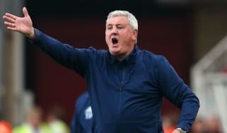 Steve Bruce has been named as the new manager at Newcastle United
