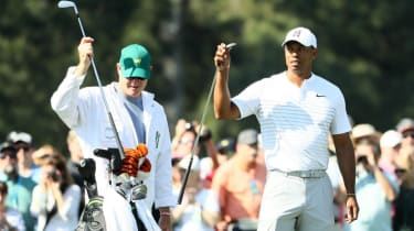 Tiger Woods Masters 2018 Augusta