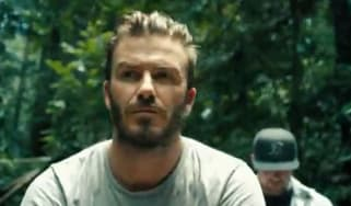 David Beckham in the Amazon