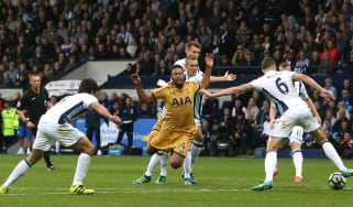 Mousa Dembele, Spurs, diving, 2016
