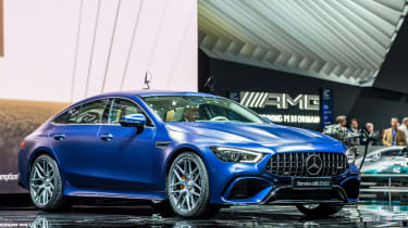 Mercedes-AMG GT four-door