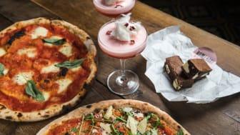Homeslice Valentine's DIY Pizza & Cocktail Kit Masterclass