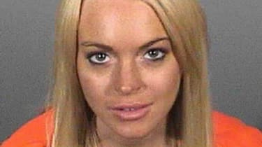 LYNWOOD, CA - JULY 20:In this booking photo provided by the Los Angeles County Sheriff's Department, Lindsay Lohan is seen on July 20, 2010 in Lynwood, California.Lohan received a 90-day jail