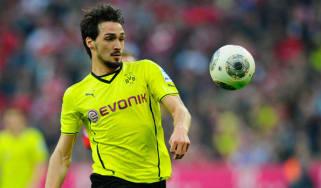 Dortmund defender Mats Hummels