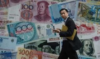 China has ballooning household debt