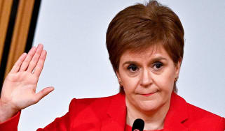 Nicola Sturgeon inquiry