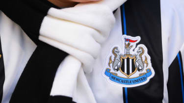 Newcastle United Football Club play in the English Premier League