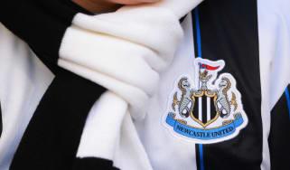 Newcastle United Football Club play in the English Premier League