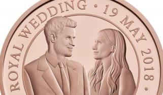 Royal Wedding coin