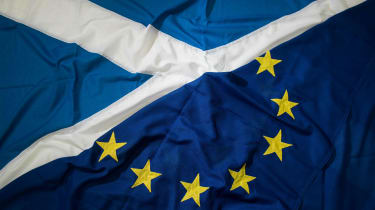 Scotland will lose almost 10% of its GDP with no Brexit deal