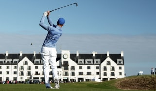 Carnoustie, venue for The Open 2018