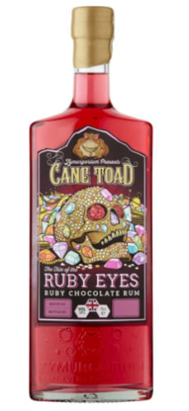 Cane Toad: Ruby Eyes Ruby Chocolate Rum