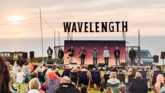 Wavelength open air cinema