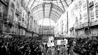Chanel show - Paris Fashion Week