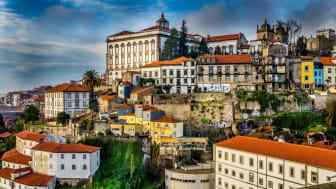 The city of Porto in Portugal (PxHere)