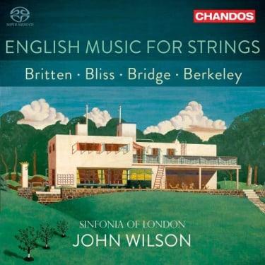 Sinfonia of London (John Wilson) - English Music for Strings