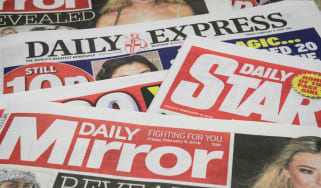 Britain's tabloids have been united in opposing Leveson-style press regulation